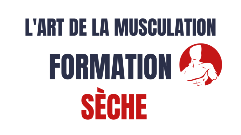Formation Seche Homme Art De La Musculation